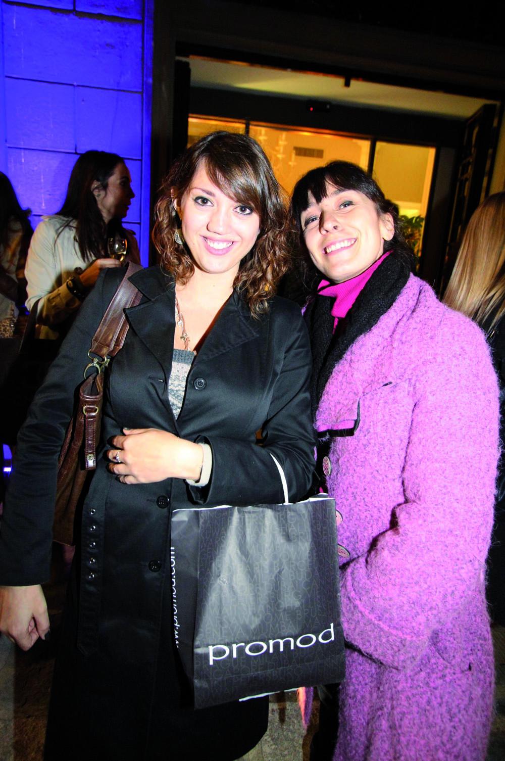pressphoto, Firenze Inaugurazione centro benessere Bellessenza  Juliette Raynaud, Alice Nardi