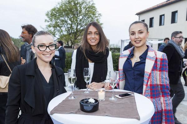 Bernardi Benedetta,  Marta Brocca, Irina Maranita