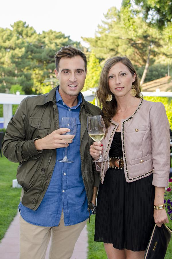 Bertini Federico, Monica Sirali