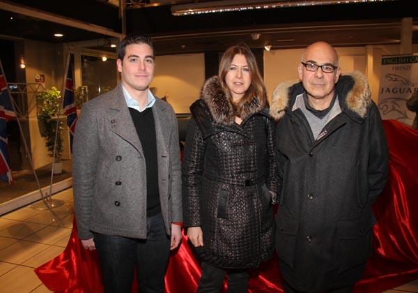 Lorenzo Bettarini, Luana Liverani, Giuliano Bettarini