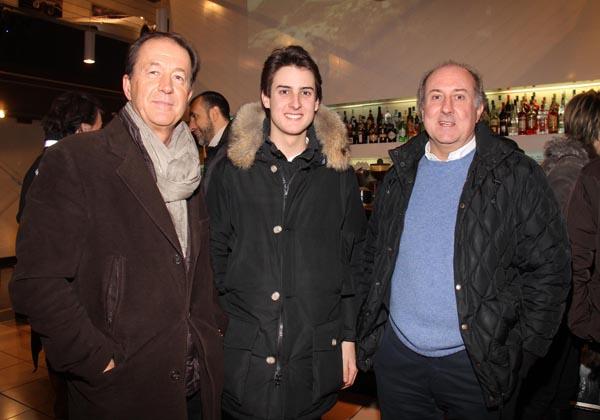 Maurizio Bianchi, Gherardo, Tiziano Fagioli