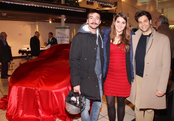 Alessandro Steinhauslin, Isabella, Francesco Cavicchi