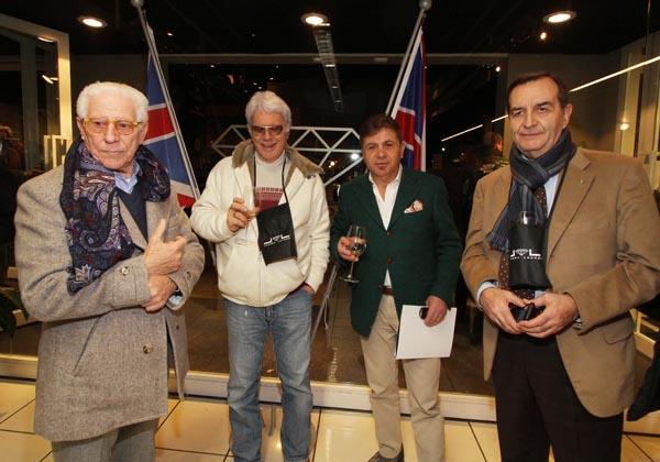 Sergio Messina, Roberto Gigli, Gino Bettini, Maurizio Bianchi