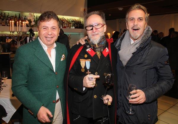 Gino Bettini, Ruben Di Luca, Paolo Vermigli