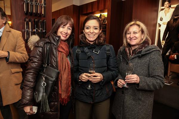 Chiara Martelli, Chiara Calcinai, Daria Colonna
