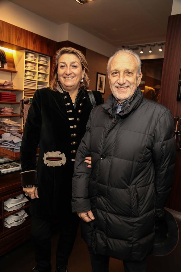 Rita and Marco Villani