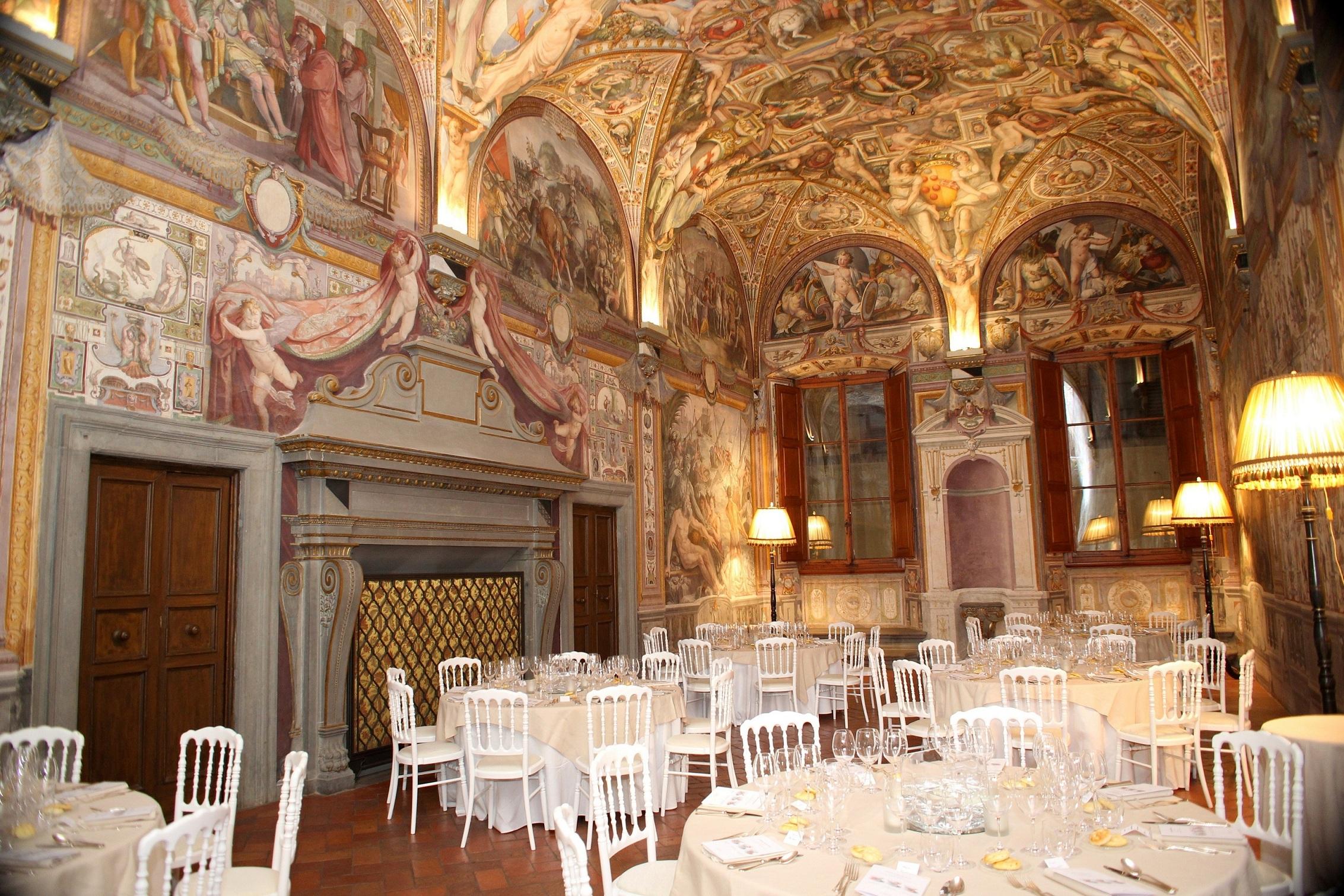 Palazzo Capponi - Evento Cecchi