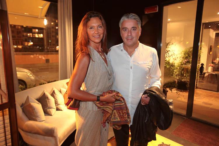 Anna and Fabio Vitelloni