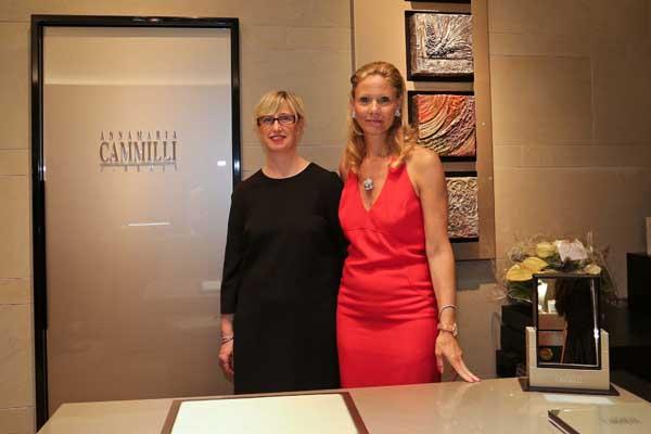 Monica Graziani e Laura Renai