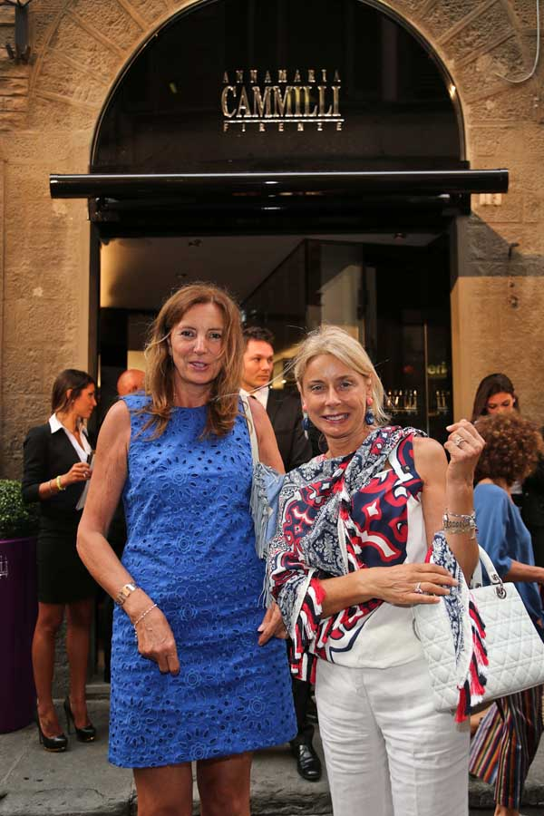 Roberta Salvestrini e Rossana Dolfi