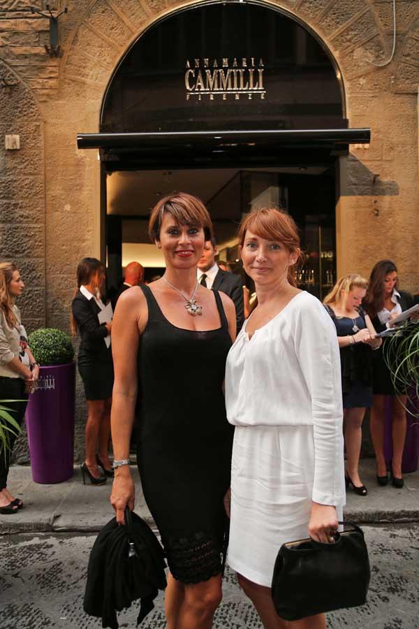 Costanza Calabrese e Sonia Nobili