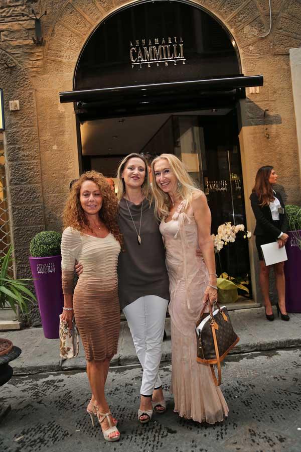 Gaia Falconi e Raffaella Renai Cammilli, Bianca Ferro