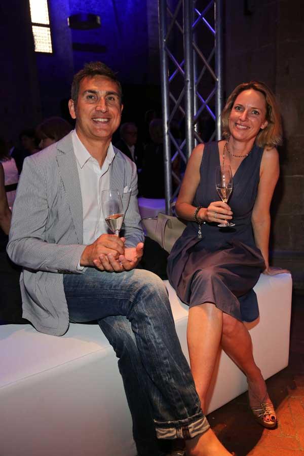 Giuseppe Candeloro e Alexandra Lamprecht