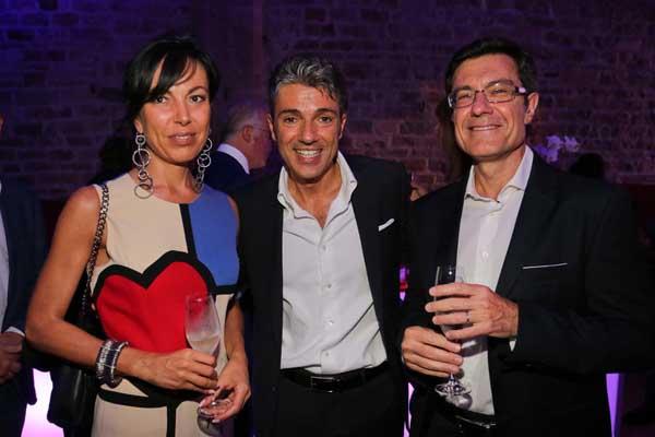 Alessandro Droandi, Alessandro Mannini,  Riccardo Renai