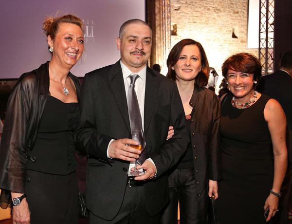 Enrico Del Perugia, Daniela Misuri, Simona Bigozzi, Viviana Longo
