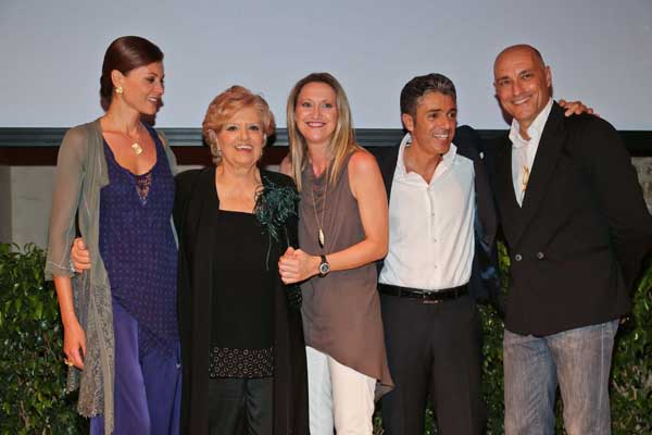 Riccardo Renai, Alessandro Moggi, Marcela, Annamaria Cammilli, Raffaella Renai Cammilli