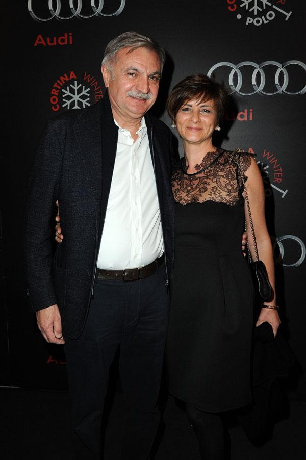 Carlo and Rosaria  Terzoli