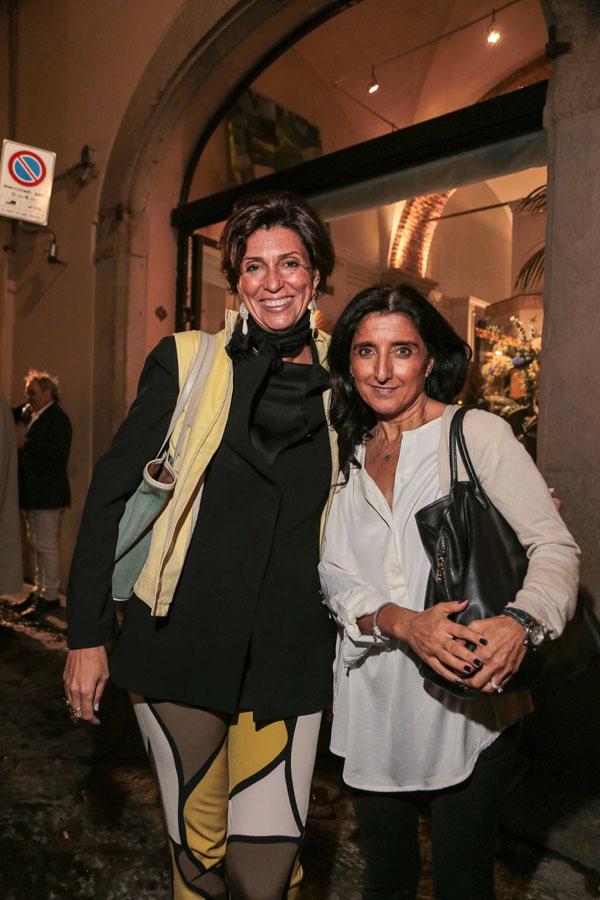 Cecilia Sandroni e Zelal Elbistan