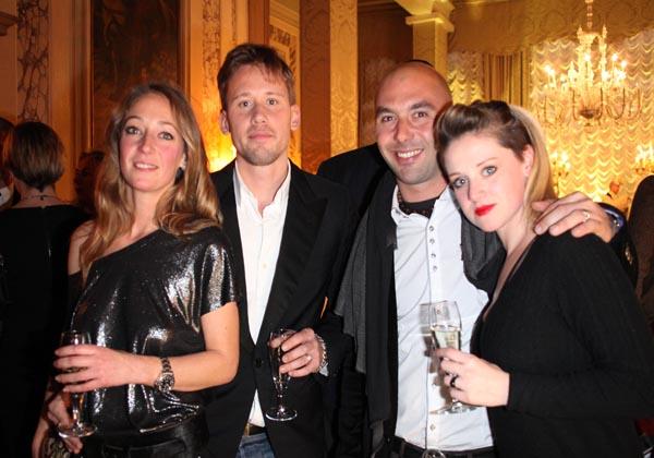 Chiara Visconti, Giuseppe Pittarello, Letizia Tridenti, Gianlessandro Rizzo