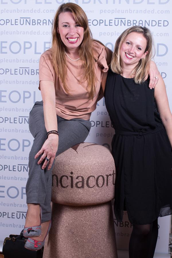 Clizia Zuin, Annalisa Landucci