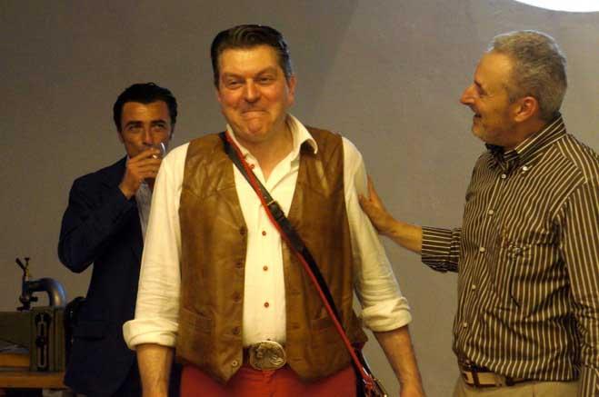 Dario Cecchini, Mario Bemer, Tommaso Capozzoli