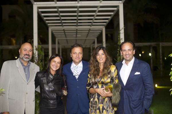 Diego Bertuzzi, Maddalena Rocchi, Maurizio Lavetti, Elena Vannucchi, Emanuele Mazzoni