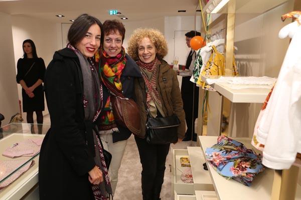 Natalina Zambon, Valentina Pedersini, Valeria Rossi