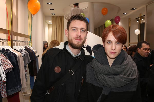 Alberto Lepri, Eleonora Cuttafavi