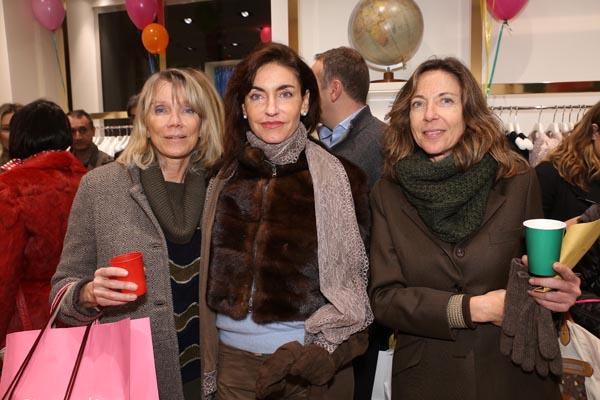 Evelin Razzanelli, Roberta Cipriani, Giovanna Luzzi