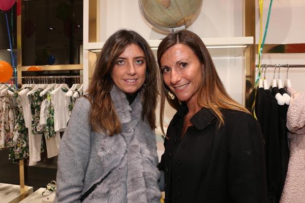 Sara Vercesi, Chiara Nencini