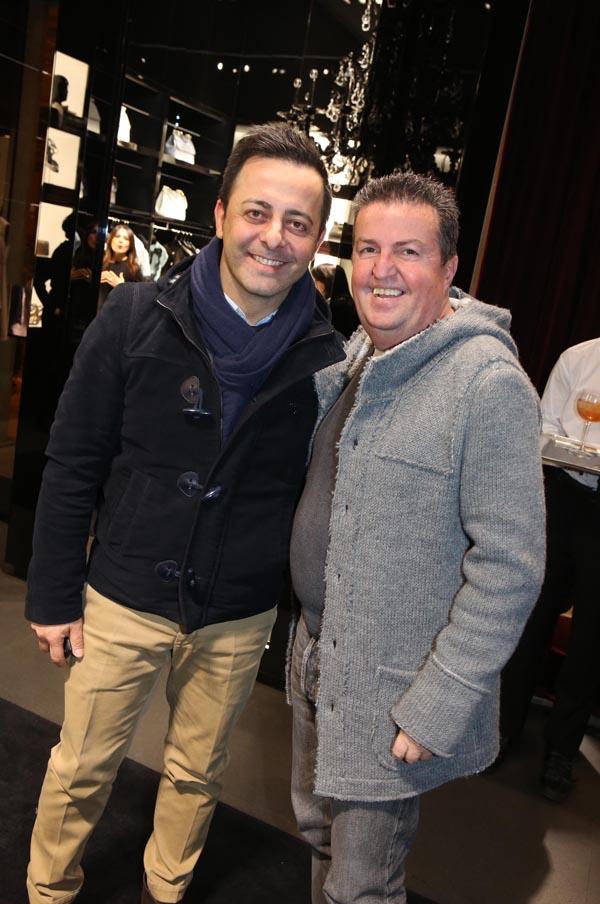 Antonio Donofrio, Gianfranco Monti