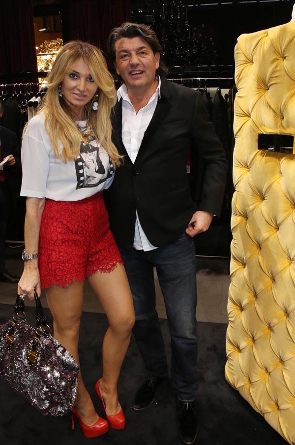 Paola and Gianni Ricci
