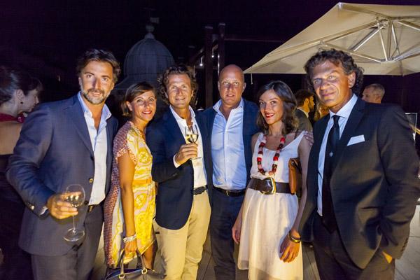 Donatella Bolzon, Anna Bassano, Antonio Gambino, Alberto Sichel, Lorenzo Ristori, Gherardo Flaccomio Nardi Dei