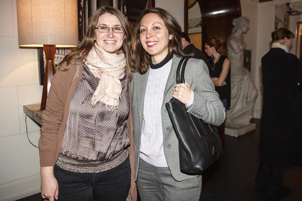 Silvia Poli, Cristina Cozma