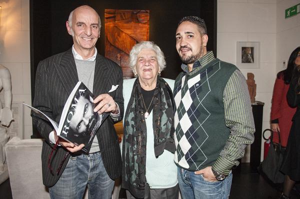 Emiliano Di Rossana, Mauro Conti, Livia Conti