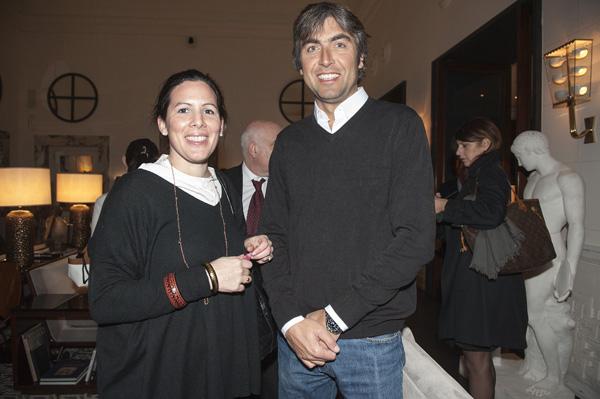 Claudia Cipolla, Valerio Biondi