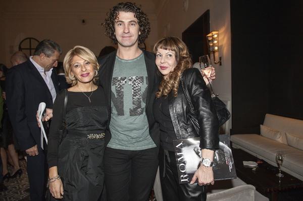 Paola Paciotti, Cristian Dori, Cristina Camerani