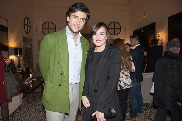 Alex Lana, Maria Rosa De Sica