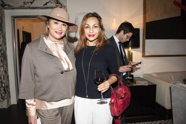Elisa Sciuto, Cristina Attina