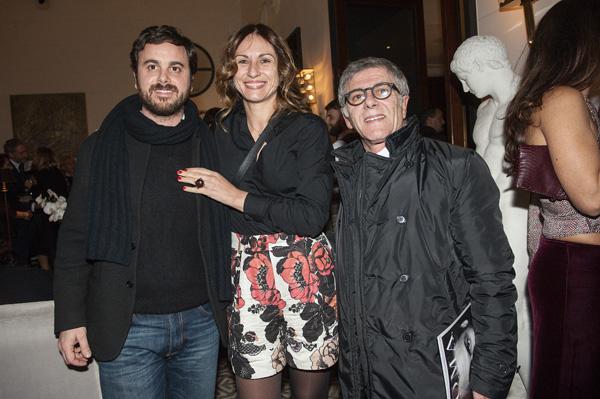 Valentino di Liello, Maria Chitova, Gianni di Liello