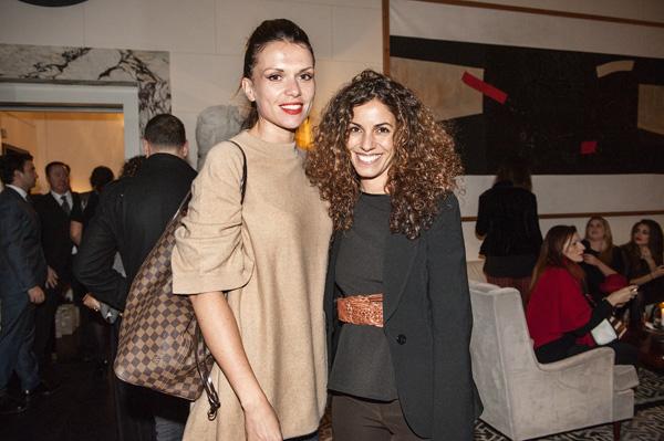 Claudia Nannuzzi, Natasha Ratabesi