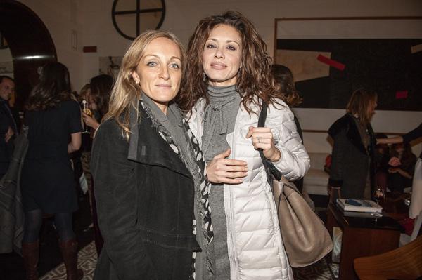 Laura Menchini, Francesca Compagnone