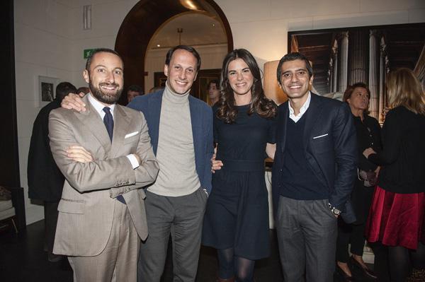 Dario Maltese, Matteo Berti, Costanza Calabrese, Gregorio Critelli