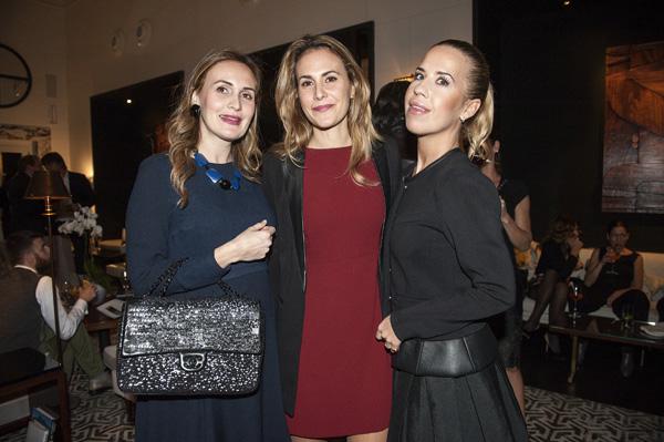 Nicole and Manuela Morgano, Quisi Erietta Gad
