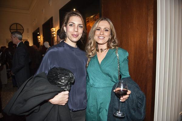 Flavia Staccioli, Claudia Matarrazzo