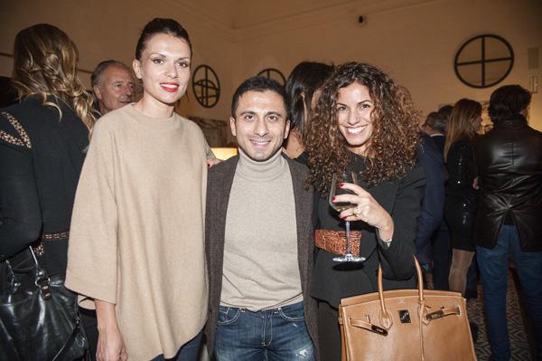 Natasha Ratabesi, Andrea Agostinelli, Claudia Nannuzzi