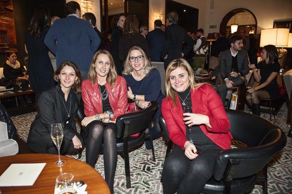 Claudia Catani, Roberta Simoni, Serena Marzucchi, Claudia Giustiziani