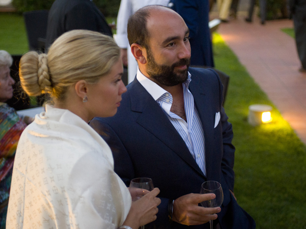 Michaela e Filippo Ricci