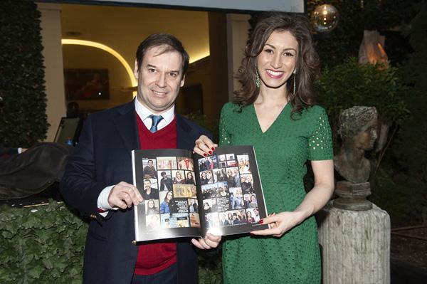 Guglielmo and Vittoria Giovanelli