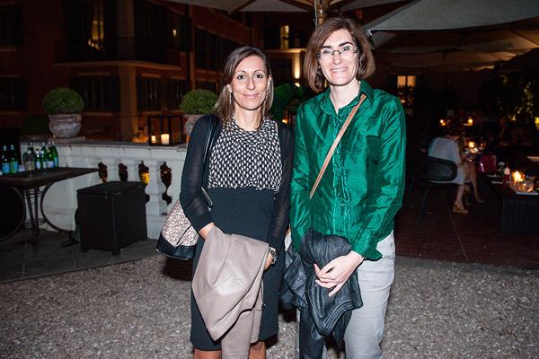 Rita Giammarile, Monica Malerba